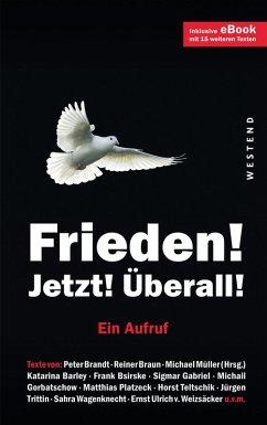 Frieden! Jetzt! Überall! (eBook, ePUB)