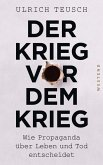 Der Krieg vor dem Krieg (eBook, ePUB)