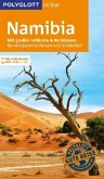 POLYGLOTT on tour Reiseführer Namibia (Mängelexemplar)