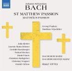St Matthew Passion/Matthäus Passion