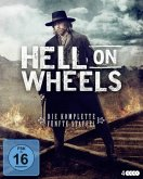 Hell on Wheels - Die komplette fünfte Staffel (4 Discs)