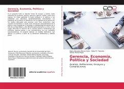Gerencia, Economía, Política y Sociedad - Rincon Soto, Idana Beroska; Taborda, Elida M.; Rojas, Adrian Alario