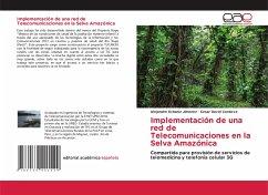 Implementación de una red de Telecomunicaciones en la Selva Amazónica