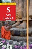 Sri Lanka Marco Polo Travel Guide and Handbook, m. Karte