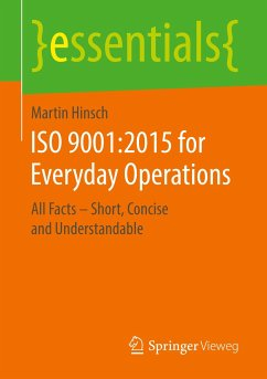 ISO 9001:2015 for Everyday Operations - Hinsch, Martin
