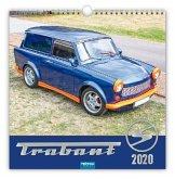 """Technikkalender """"Trabant"""" 2020"""