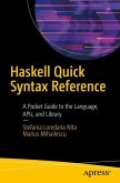 Haskell Quick Syntax Reference