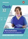 Check 32. Wirtschaftslehre für Zahnmedizinische Fachangestellte. Schülerband