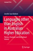 Languages other than English in Australian Higher Education (eBook, PDF)