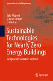 Sustainable Technologies for Nearly Zero Energy Buildings (eBook, PDF)