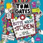 Bitte nicht stören, Genie bei der Arbeit... / Tom Gates Bd.8 (MP3-Download)