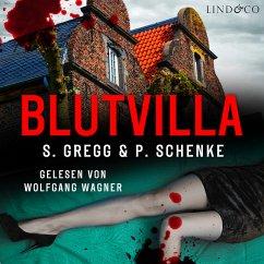Blutvilla (MP3-Download) - Gregg, Stefanie; Schenke, Paul