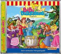 Bibi Blocksberg - Ausgehext!, 1 Audio-CD