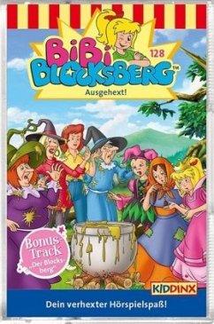 Bibi Blocksberg - Ausgehext!, 1 Cassette