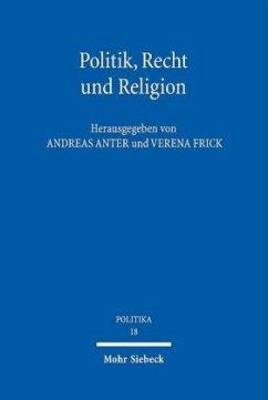 Politik, Recht und Religion