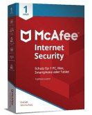 McAfee Internet Security 1 Gerät, 1 Code in a Box