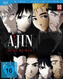 Ajin: Demi-Human - 1. Staffel - Vol. 1 - Ep. 1-7 BLU-RAY Box
