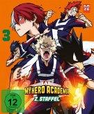 My Hero Academia - Staffel 2 - Vol. 3 BLU-RAY Box