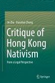 Critique of Hong Kong Nativism (eBook, PDF)