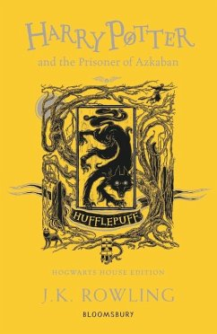 Harry Potter and the Prisoner of Azkaban. Hufflepuff Edition - Rowling, J. K.