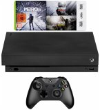 Microsoft Xbox One X 1TB Metro Saga Bundle USK 18