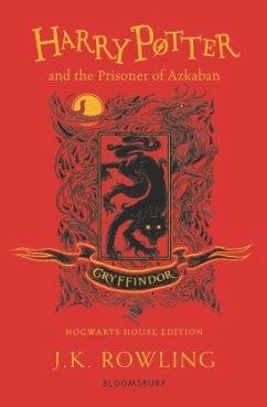 Harry Potter and the Prisoner of Azkaban. Gryffindor Edition - Rowling, J. K.