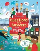 Lift-the-Flap Questions and Answers: About Plastic