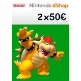 Nintendo eShop Guthaben Code 100 Euro (Download)