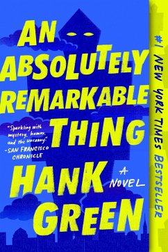 An Absolutely Remarkable Thing - Green, Hank