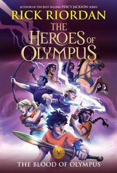 The Blood of Olympus - Riordan, Rick