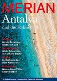 MERIAN Antalya und die türkische Riviera (Mängelexemplar)