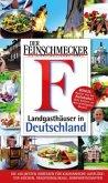DER FEINSCHMECKER Guide Landgasthäuser in Deutschland (Mängelexemplar)
