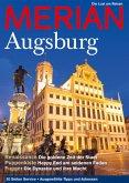 MERIAN Magazin Augsburg (Mängelexemplar)