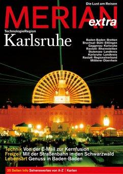 MERIAN Karlsruhe extra (Mängelexemplar) - Verlag, Jahreszeiten