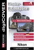 digiCOVER Hybrid Glas Display Schutz Nikon Z6 Z7