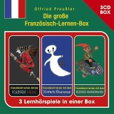 Die große Französisch-Lernen-Box (3-CD Hörspielbox), 3 Audio-CDs