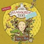 Silas und Rick / Die Schule der magischen Tiere - Endlich Ferien Bd.2 (1 Audio-CD)
