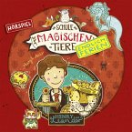 Henry und Leander / Die Schule der magischen Tiere - Endlich Ferien Bd.3 (1 Audio-CD)
