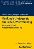 Denkmalschutzgesetz für Baden-Württemberg (eBook, ePUB)