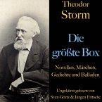 Theodor Storm: Die größte Box (MP3-Download)