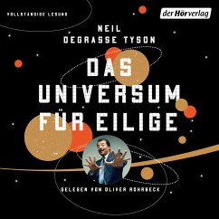 Das Universum für Eilige (MP3-Download) - Tyson, Neil deGrasse