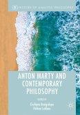 Anton Marty and Contemporary Philosophy (eBook, PDF)
