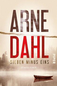 Sieben minus eins / Berger & Blom Bd.1 (Restauflage) - Dahl, Arne
