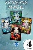 Seasons of Magic: Die E-Box mit allen vier Bänden zur Reihe (Mit Bonuskapitel »Das magische Ende«) (eBook, ePUB)