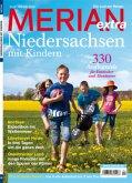 Merian extra Niedersachsen mit Kindern (Mängelexemplar)