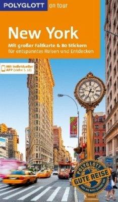 POLYGLOTT on tour Reiseführer New York (Mängelexemplar) - Chowanetz, Ken; Metzger, Christine