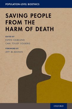 Saving People from the Harm of Death