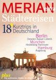 MERIAN extra Städtereisen Deutschland (Mängelexemplar)