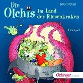 Die Olchis im Land der Riesenkraken (MP3-Download)