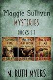 Maggie Sullivan Mysteries Books 5-7 (eBook, ePUB)